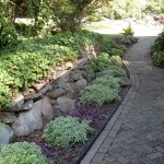 Paver Walkway with Border